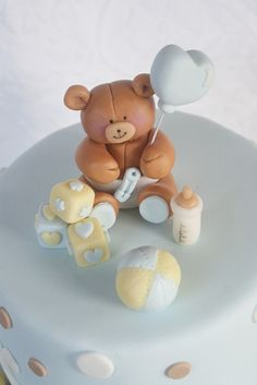 LITTLE BEAR CAKE TOPPER