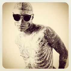 #zombie/Man#