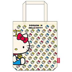 Hello Kitty Canvas tote bag go out Hello Kitty ** Check out this great product.Note:It is affiliate link to Amazon.