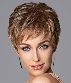 Icy Short Pixie Cut - 60 Cute Short Pixie Haircuts – Femininity and Practicality - The Trending Hairstyle Short Hairstyles For Thick Hair, Short Pixie Haircuts, Short Hair With Layers, Short Hair Cuts For Women, Pixie Hairstyles, Short Hair Styles, Hairstyles 2016, Braid Hairstyles, Pretty Hairstyles