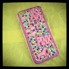iPhone 6 Plus / iPhone 6s Plus Case This case fits an iPhone 6 Plus and an iPhone 6s Plus. Cheaper if you buy from my etsy shop, only $30!!! www.BedazzledBliss33.etsy.com PINK Victoria's Secret Accessories Phone Cases