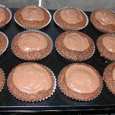Chocolate and orange cup cakes @ allrecipes.co.uk