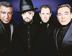 Culture Club, Boy George, Sisters, Mary, Celebs, Music, Fluffy Animals, Dress, Celebrities