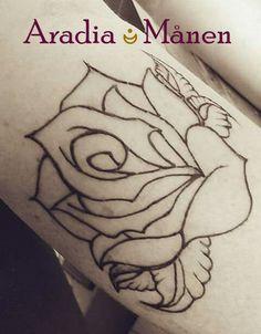 Henna Puerto Rico #hennaflower