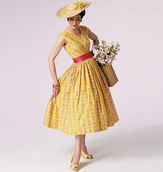 Vogue Pattern 8789. Gotta make me this.