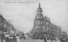 The Boston Hotel (now The Boston Arms) at Tufnell Park, wi… | Flickr