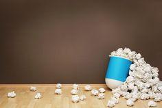 Genug geworfen, irgendwann ist der Papierkorb halt voll = ) Mehr Infos unter www.otono-design.com