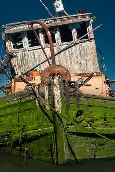 John Zeweniuk - Google+ - Abandon Ship Rogue River at Gold Beach Oregon