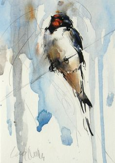 Lucy Newton - Swallow