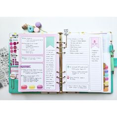 "Theresa D on Instagram: ""Last week was really busy for us getting ready for school this week on top of many other things. I used @marionsmithdesigns Sweet Life daily planner pages to keep all my to do's, notes and schedule for back to school all in one spot! Would be perfect for planning a party or event too!"""