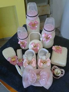 Ideas For Baby Girl Clothes Tutu Kids Fashionideas baby shoes diy bling for r baby shower Baby Pink Clothes, Baby Girl Shoes, Baby Girl Fashion, Kids Fashion, Fashion Clothes, Fashion Fashion, Baby Shower Gifts, Baby Gifts, Diy Bebe