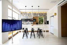 ПДК Бен-Гурион Вайзель квартира, Тель-Авив-Яффо, 2015 - Дори Дизайн интерьера