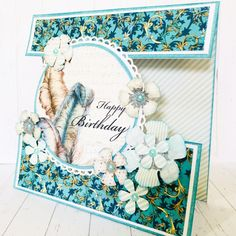 Created during my wonderful time on the Craftwork Cards Design team