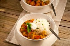 Slow Cooker Sweet Potato Curry