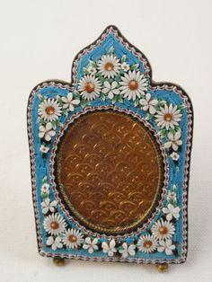 micro mosaic frame