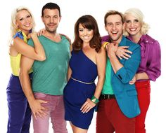 These were the FIRST EVER band i was obsessed with alone with S Club 7
