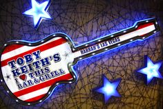 Toby Keith's I Love This Bar And Grill - Harrah's Las Vegas. I've heard this bar is so much fun - great music, great food, great service. Definitely want to check it out while on vacation. #ExpediaThePlanetD
