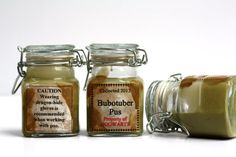 Harry Potter Potions  Bubotuber Pus by wizardsandmuggles on Etsy, $8.00