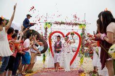 Phuket Elephant Beach Wedding : Fu + Chan | Thai Marriage Planner