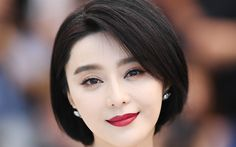 Download wallpapers Fan Bingbing, Chinese actress, portrait, beautiful woman, make-up
