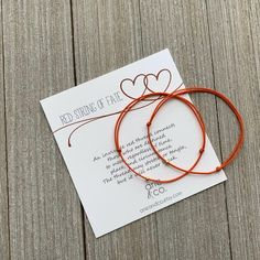 Red String of Fate Bracelet Red String Bracelet Couples Red String Tattoo, Fate Tattoo, Open When Cards, Red String Of Fate, Red String Bracelet, Co Design, Love Advice, Cute Gifts, Crystal Beads