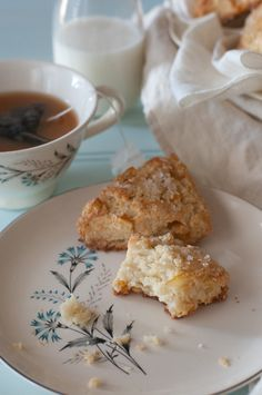 Sweet Treats: food, photography, life: Candied Citrus Scones
