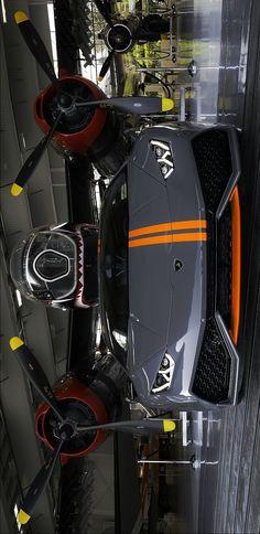 (°!°) 2017 Lamborghini Huracan LP610-4 Aveo at Air Museum