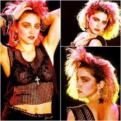 Madonna Punk - 1980