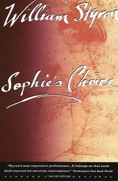 Sophie's Choice by William Styron.  Tried this one out on the new Oyster app.  Enjoyed the book, but not so much the app.  Finished 5/2/14.