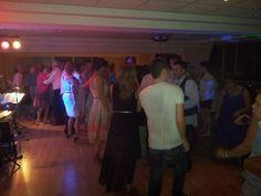 Crowded dancefloor Sunset beach club Malaga room www.doublecocktail.com