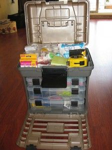 A well stocked emergency kit is a stage managers best friend!