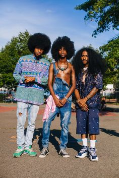 23 Street-Style Stunners That Prove Afropunk Is Mind-Blowing
