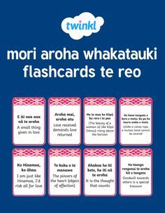 This resource covers the useful handy flashcards of Te Reo Māori phrases pertaining to aroha -love. Use them to build your vocabulary and celebrate Te Reo Māori. Maori Songs, Maori Symbols, New Zealand Tattoo, Learning Stories, Maori Designs, Maori Art, Classroom Language, Wise Quotes, About Me Blog