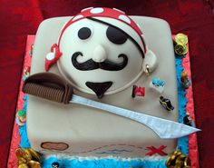 Geburtstagstorte Bilder Kindergeburtstagstorten Piraten Tortendekoration