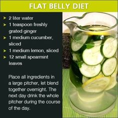 Burn Up Those Calories with best DIY detox water recipes