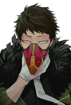 Boku no Hero Academia || Overhaul/Chisaki || My Hero Academia #mha