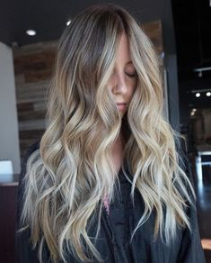 354 Likes, 17 Comments – Michigan Balayage & ColorMelt ( on I… - Modern Blonde Foils, Ombre Blond, Balayage Hair Blonde, Baliage Hair, Hair Junkie, Blonde Hair Looks, Foto Casual, Pinterest Hair, Hair Blog