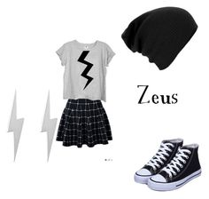 """Zeus's child"" by lanibani24 on Polyvore featuring Edge Only"