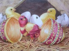 Faberge Chick by ByMarleyMccue on Etsy