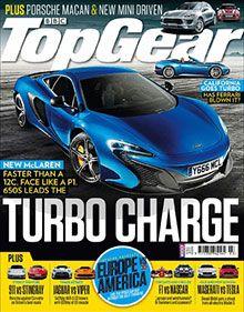 Top Gear Magazine Subscription