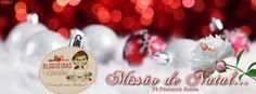 Clube do Livro e Amigos: [Especial de Natal GBU] Conto Uma Missão de Natal-...