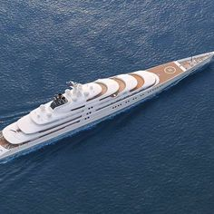 Azzam #the #largest #private #superyacht #world [ 180 m ] #building by…