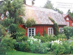 L a n t l i f: Drömmen om en trädgård...