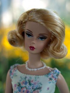 Mad Men Betty Draper Barbie by rutabaga9  | Barbie Collector