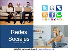 las-redes-sociales-en-el-salvador by Analitika Marketing