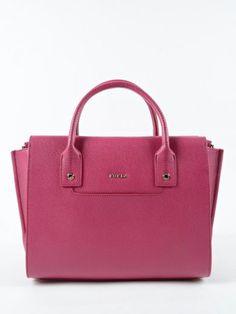 FURLA Furla Linda M Carryall. #furla #bags #shoulder bags #hand bags #lamp #leather #