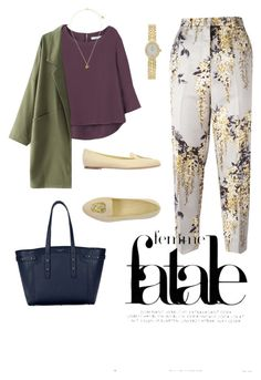 """""""Untitled #56"""" by clara-prieto-puigmarti on Polyvore featuring MANGO, Alex Monroe, Rochas, Alexander McQueen, Aspinal of London, Baume & Mercier, women's clothing, women's fashion, women and female"""
