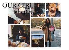 De week van onze #NY-girl #Bo.Ze vond de perfecte #camel #coat, haar #hondje #Blue werd een #baby #leeuw en nog veel meer… #NewYork