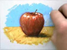 Oil Pastel 2 - YouTube