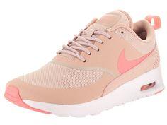 official photos 01cbe cdf7a Nike Women s air max Thea Cute pink sneakers.